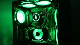 【i5-11400F & GTX1650】第11世代Intel 動画・画像編集マシン【GreenLED】 #1