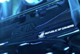 青+黒を基調としたく自作PC #2