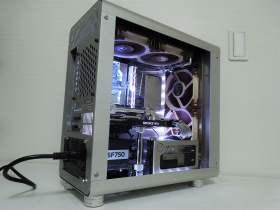 Abee smart ES04 本格水冷MOD PC #1