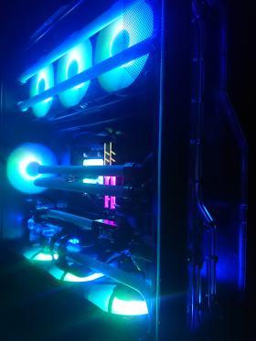 Ryzen 9 5950X + RTX3080Ti 本格水冷PC