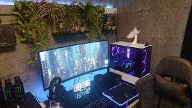 【Corei5-10400F×GeForce RTX 2060】王道のゲーミング用ミドルスペックで見た目も拘りたい!