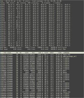 YoctoとAndroidをビルドするDebian GNU/Linuxサーバ #3