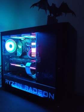 AMD&ASUS ROG縛りミドルハイゲーミングPC