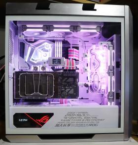 10900K + RTX3090 本格水冷