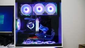 白っぽい自作PC #2