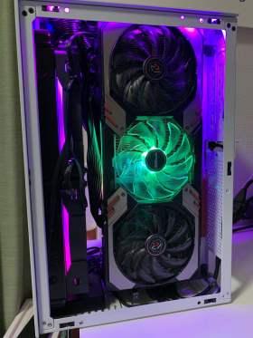 SSUPD Meshlicious Ryzen9 Mini-ITX PC #1