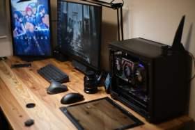 自作PC系動画投稿者のコンパクトな動画編集PC