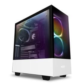 白くて動画編集にも使える高性能な自作PC