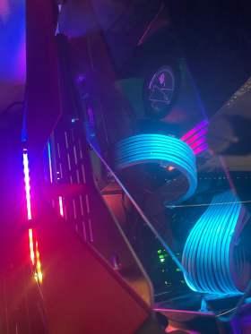 GeForce RTX 3090自作PC #2