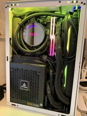SSUPD Meshlicious Ryzen9 Mini-ITX PC #3