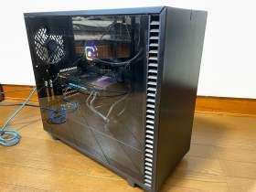 初自作PC  Ryzen 5900XとRTX 3080(予定)