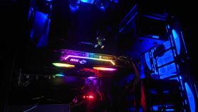 2020/10/02現在のPC構成 Rainbow Six SiegeのWQHD解像度、テクスチャ高、その他シャドウなど以外は低、FXAA時で200前後。