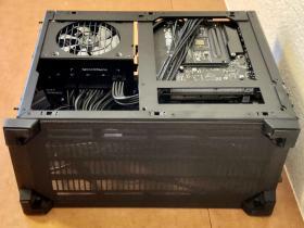 高性能で小型な自作PC #3
