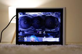 【i9 9900KF+RTX2080Ti】NR200Pで組む!白くて可愛いMini-ITXゲーミングPC