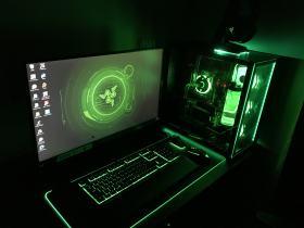 水冷Razer PC #0