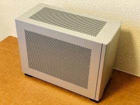 高性能で小型な自作PC #4