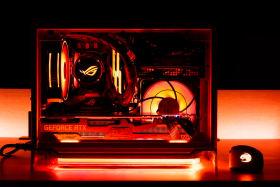 【i9 9900KF+RTX2080Ti】炎柱・煉獄さんをイメージしたMini-ITX PC