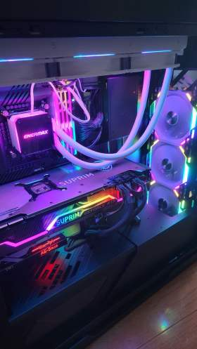 Core i9 10900KとGeForce RTX 3090自作PC見積もり