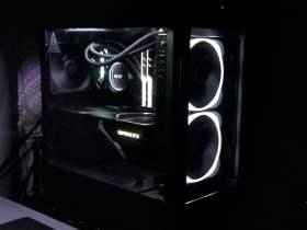 Ryzen 9 5900XとGeForce RTX 3090自作PC