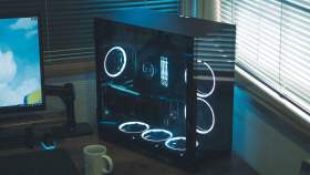 「10700K + RTX3080」デザイン系学生のPC