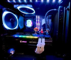 初めての自作PC!core i9 10850k RTX 3070 構成