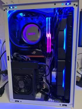 SSUPD Meshlicious Ryzen9 Mini-ITX PC