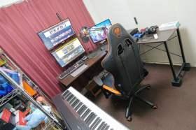 ゲーム及び配信用PC #1