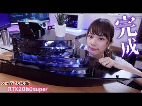 【総額40万円】せろりねんさんの船の形をしたハイスペック自作PC