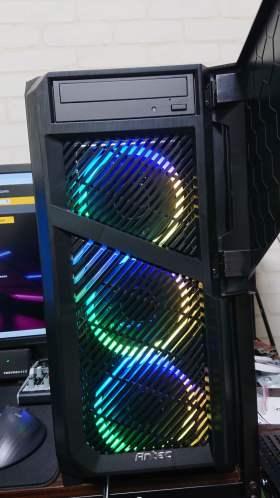 メインPC Antec DP502FLUX #1
