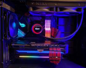 Ryzen 7 5800XとGeForce RTX 3080をとりあえず突っ込んだ号 #1